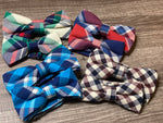 Multi-Color Daddy & Me Bow Tie
