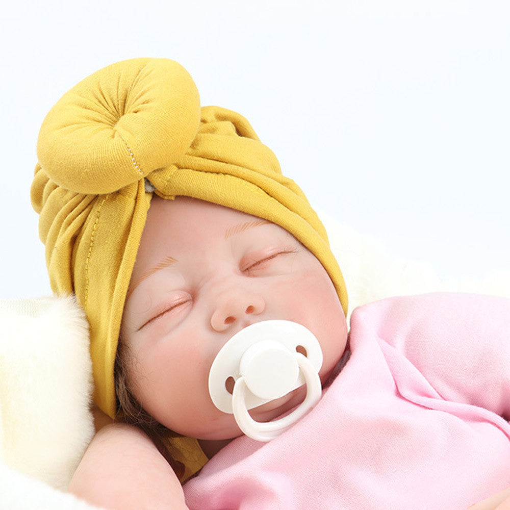 Soft Baby Bowknot Turban - High Point Enterprise