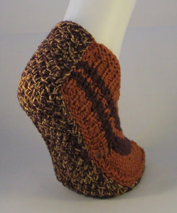 Ginrown Slipper Sock - Babushka Shop