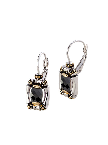 Canias Cor Collection French Wire Earrings