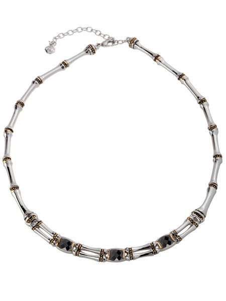 Canias Cor Two Row Necklace