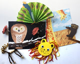 Bring a Zoo to You! Keep'em Busy Box ~ Ages 6-8