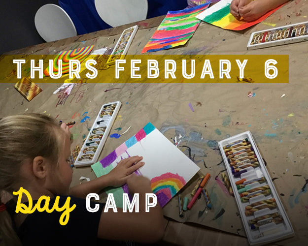 Day Camp: Thursday February 6
