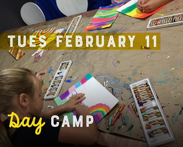 Day Camp: Tuesday February 11