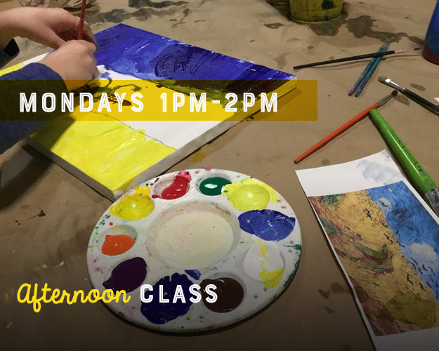 Afternoon Session: Creative Club