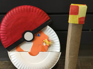 VIDEO GAMES: FEB 22 - MAR 28 (6 Weeks) 9am-10:30am Craft Club [Ages 6-12]