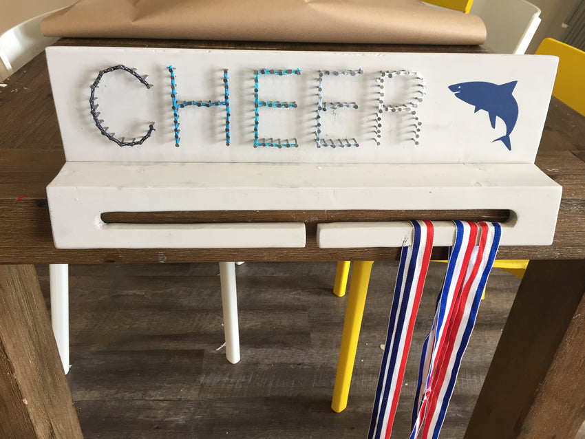 MAR 8 5-7pm ~ Medal CHEER Hanger