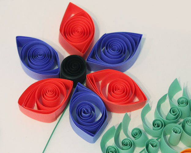 Quilling Party - Reservation