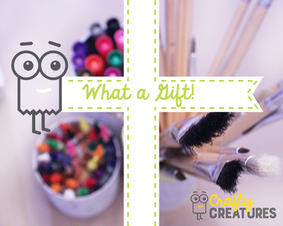 Crafty Creatures Gift Card