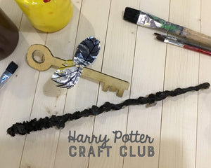 HARRY POTTER: JAN 11 - FEB 15 (6 Weeks) 9am-10:30am Craft Club [Ages 6-12]