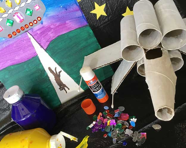 March Break - Wednesday Camp: Outer Space