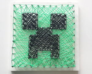 Creeper String Art - Reservation