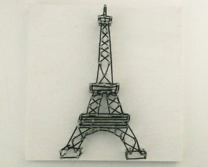 Eiffel Tower String Art - Reservation