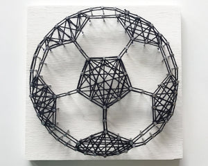 Soccer String Art - Reservation