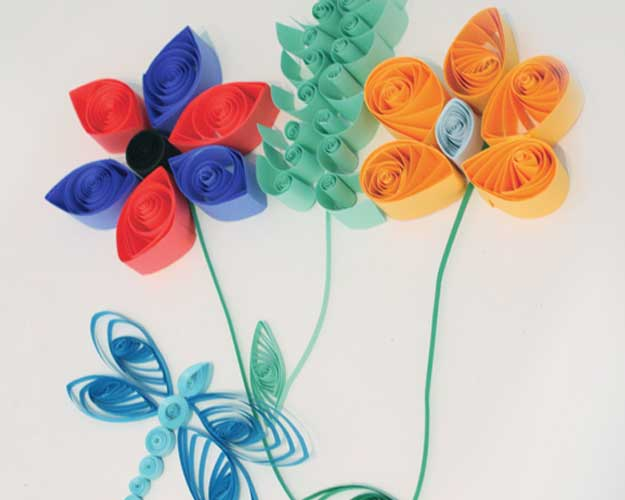 Jan. 25: PD Afternoon - Quilling