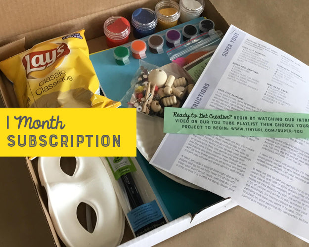 APRIL Subscription Box ~ EXTENDED!
