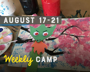 Summer Camp - Week Long: August 17-21