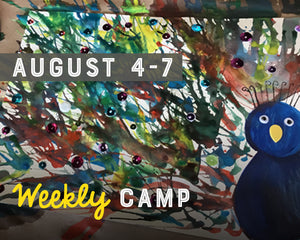 Summer Camp - Week Long: August 4-7