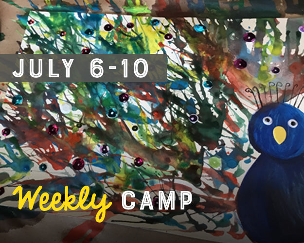 Summer Camp - Week Long: July 6-10