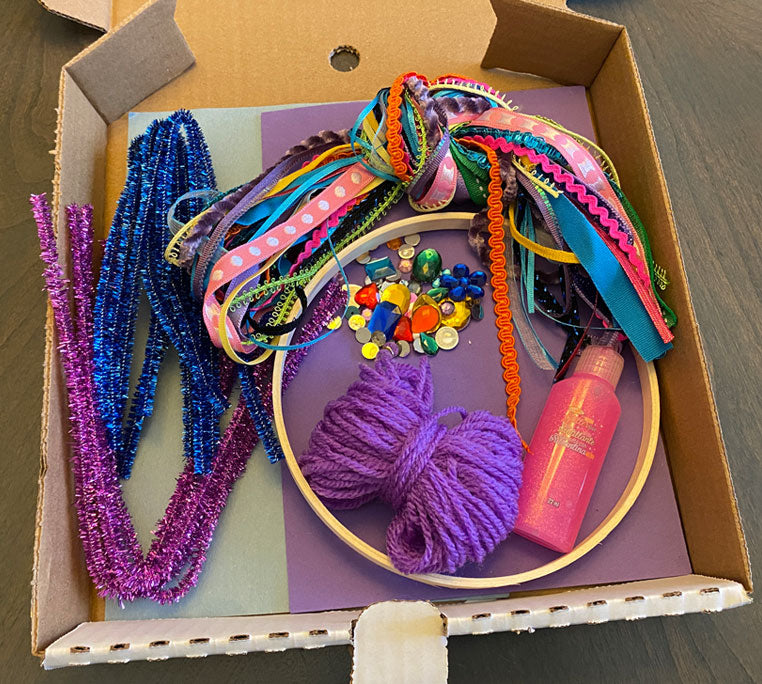 Extend-a-Family Waterloo Region: Dreamcatcher Kit