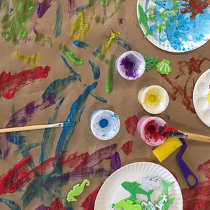 Baby & Me Paint Party