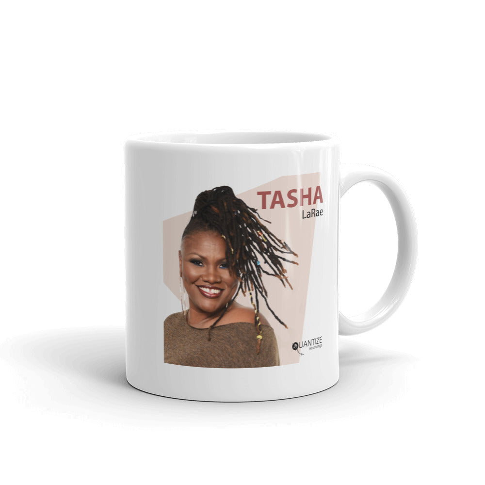 Tasha Album Cover Art Mug