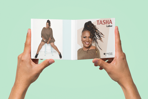 Tasha Album CD