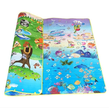 Educational Alphabet Game Rug Play Mat