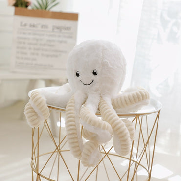Octopus Shaped Stuffed Plush Toy