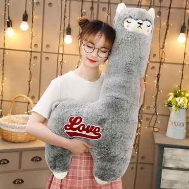 Alpaca Llama Big Size Plush Toy