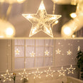 Led Christmas Tree /Elk/Star Fairy Lights Garlands