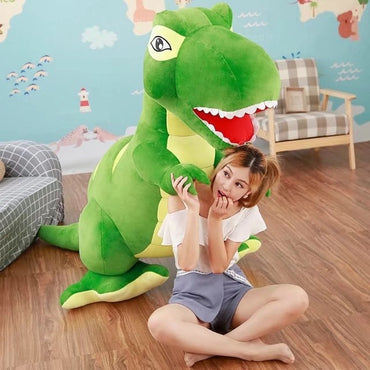 Big Dinosaur Plush Soft Toy
