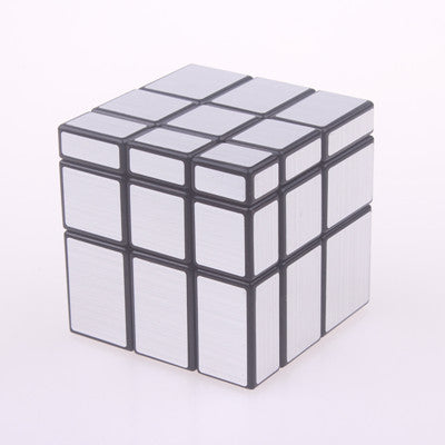Magic mirror toy cube