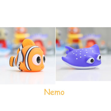 Finding Nemo Dory Float Spray Water Squeeze Toys