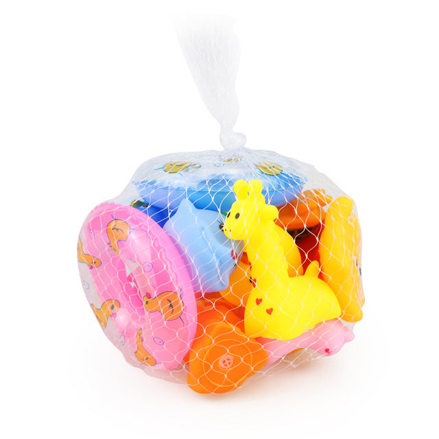 15 Pcs Bath Toys for Kids