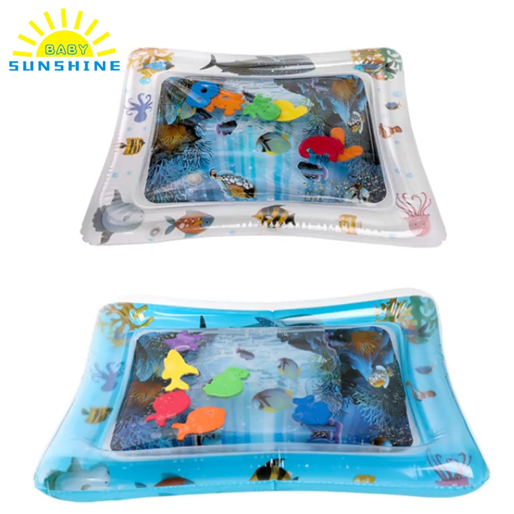 Premium Inflatable Baby Water Mat