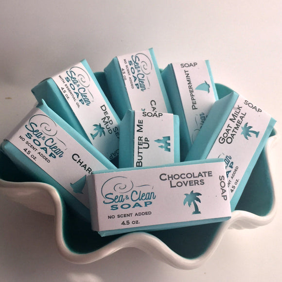 Soap Bars - Essential Oils