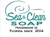 SEA and CLEAN Soap  / Natural Soap and Shampoo