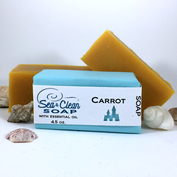 Carrot soap is good for mature skin.  But, all skin types will benefit
