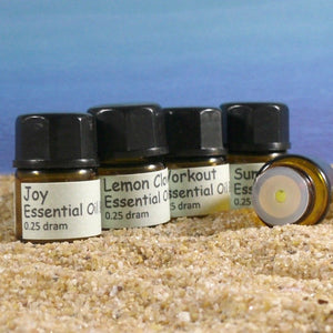 Essential Oil Blend Samples