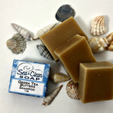 Green Tea Butters Shampoo Bar