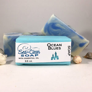 Ocean Soap Bar / SEA and CLEAN Soap
