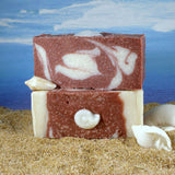 Rose Clay and Sea Salt Soap Bar