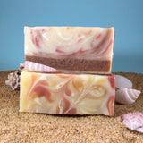Rosehip Silk Soap Bar