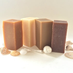 Natural Shampoo 4 Full Size bars