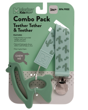 Teether Tether & Teether - Cactus & Llama Teether Tether & Teether Malarkey Kids