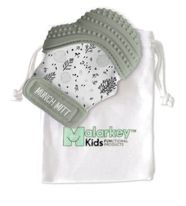 Munch Mitt - Sage Woods Munch Mitt Malarkey Kids