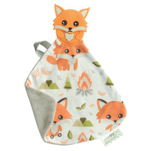 Munch-It Blanket -Friendly Fox