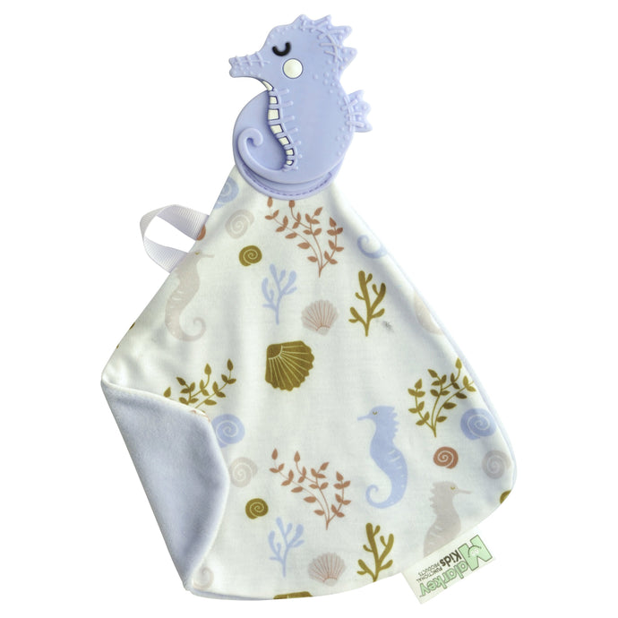 Munch-It Blanket -Sparkling Seahorse Munch-It Blanket Malarkey Kids