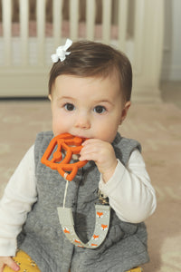 Teether Tether & Teether - Fox & Fox Teether Tether & Teether Malarkey Kids